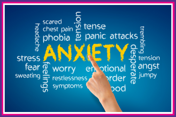 Chris Barton - Anxiety