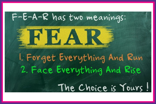 Chris Barton - Fear