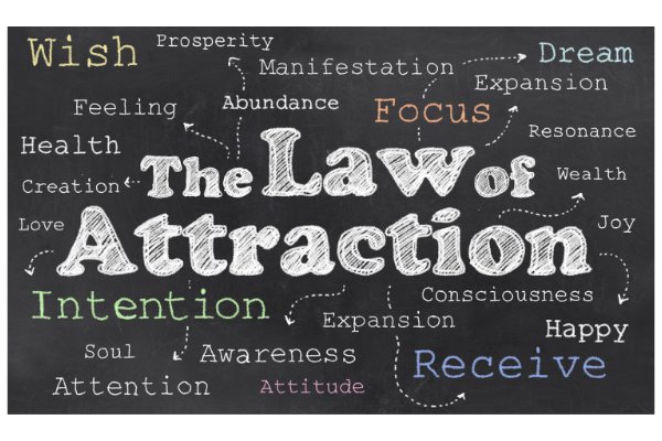 Chris Barton - Law of Attraction