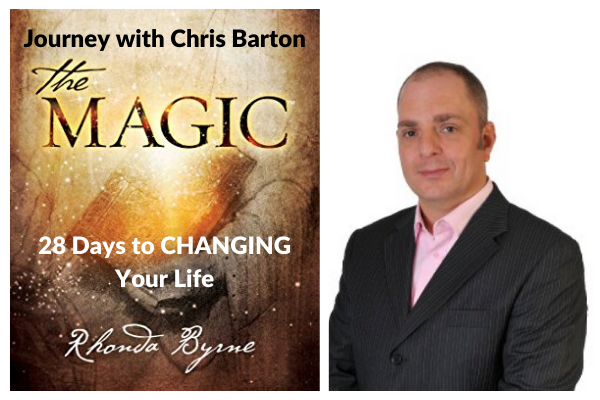 Chris Barton - The Magic