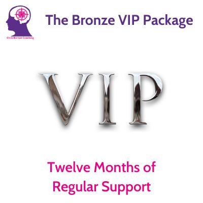Chris – Shop Bronze VIP Package Rev
