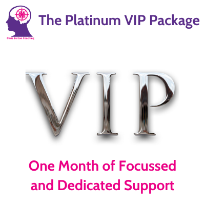Chris – Shop Platinum VIP Package