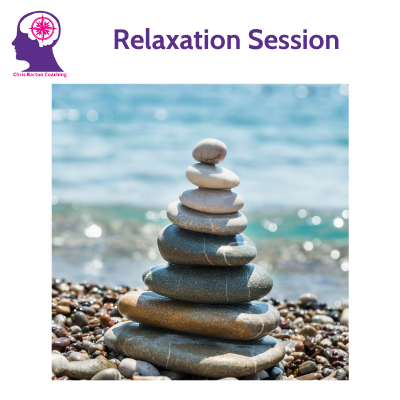 Chris – Shop Relaxation Session